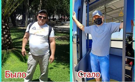 Как я похудел на 20 килограмм за три месяца. Моя реальная история.